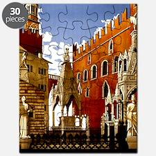 Vintage Verona Italy Travel Puzzle