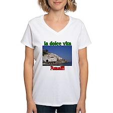 la dolce vita Amalfi Italy. Shirt
