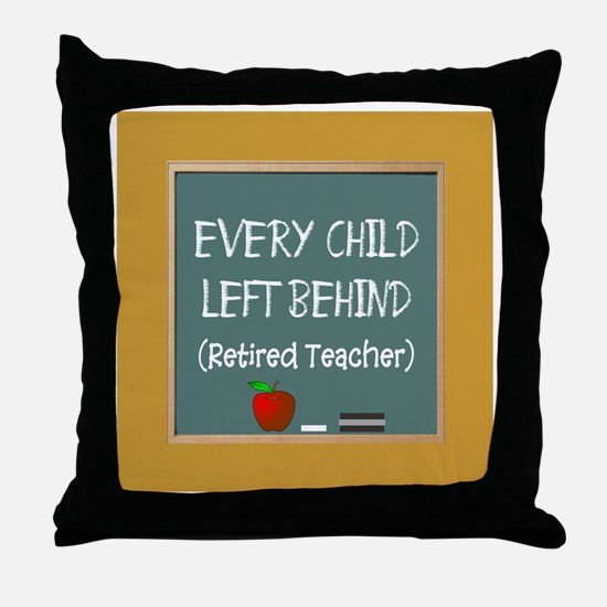 every child pillow Throw Pillow