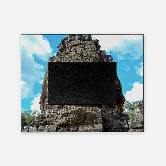 Smiling Buddha Picture Frame