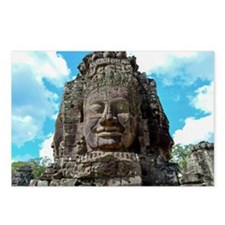 Smiling Buddha Postcards (Package of 8)