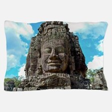 Smiling Buddha Pillow Case