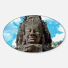 Smiling Buddha Decal