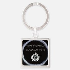 Wayward Daughter Square Keychain