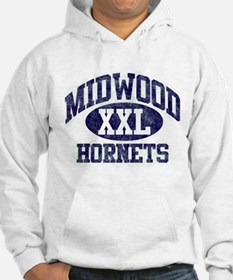 Midwood Weathered XXL Hoodie