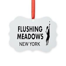 flushing meadows Ornament