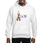 1 in 150 Hooded Sweatshirt