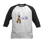 1 in 150 Kids Baseball Jersey
