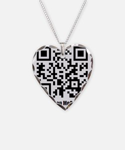 Scan Me? Necklace
