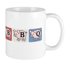 BBQ Fairy Tale Mug