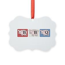 BBQ Fairy Tale Ornament