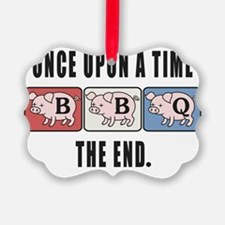 BBQ Fairy Tale Ornament