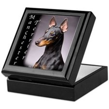 Manchester Terrier Keepsake Box