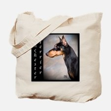 Manchester Terriers Tote Bag-Different on ea. side