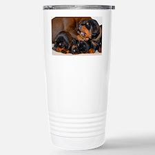 January image Travel Mug
