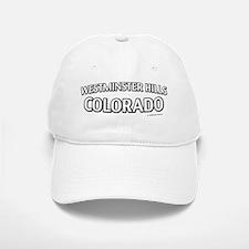 Westminster Hills Colorado Baseball Baseball Cap
