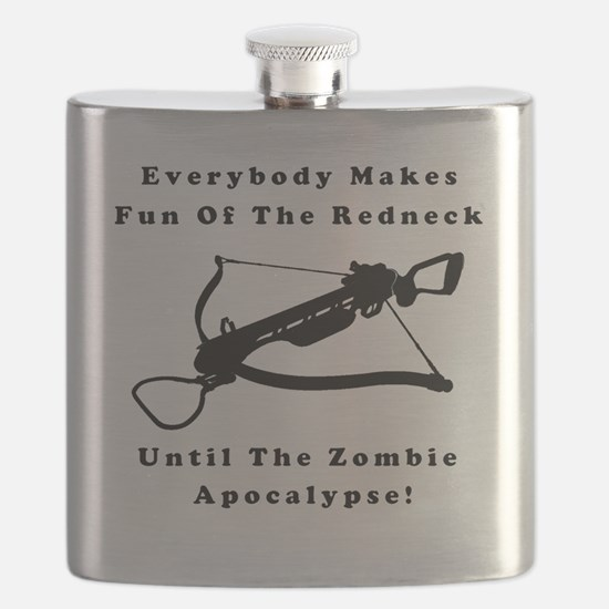 Everybody Makes Fun Of The Redneck Until The Flask