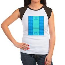 Faith Hope Charity Women's Cap Sleeve T-Shirt