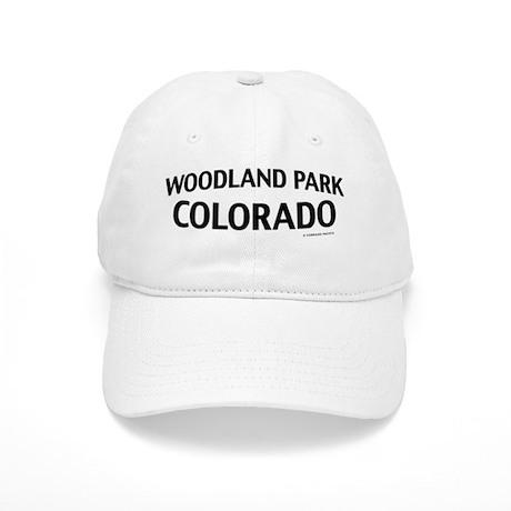 Woodland Park Colorado Cap