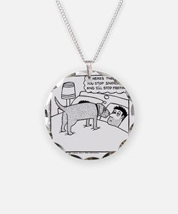 The Negotiation Necklace
