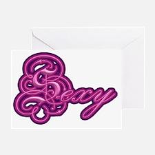 Sexy Greeting Card