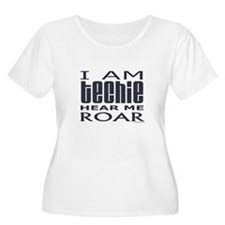 Techie Roar T-Shirt