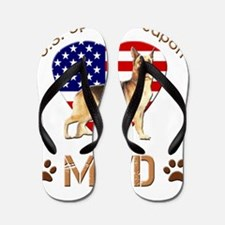 U.S. Special Weapon MWD Flip Flops