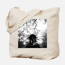 Forest of Antipathy - Wolf-girl in the wo Tote Bag
