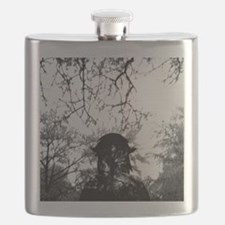 Forest of Antipathy - Wolf-girl in the woods Flask