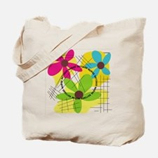 Retired Nurse Yellow flowers 2 Pillow Tote Bag