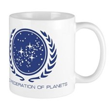 United Federation of Planets Mug