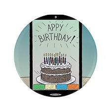 "Appy Birthday! 3.5"" Button"