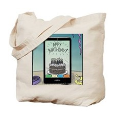 Appy Birthday! Tote Bag