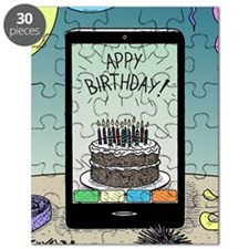 Appy Birthday! Puzzle