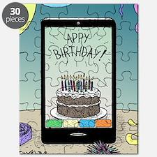 Appy Birthday! Puzzle