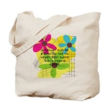 A teacher affects eternity PILLOW Tote Bag