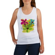 A teacher affects eternity PILLOW Women's Tank Top