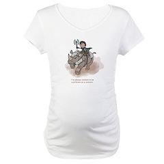 Princess On A Unicorn Shirt