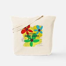 Golden Jubilee Tote Bag