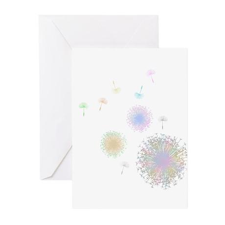 Dandelions Greeting Cards (Pk of 10)