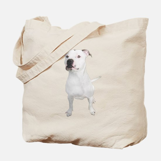 Cool Pit bull terrier Tote Bag