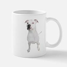 Cute Pit bull mom Mug