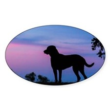 chessie profile Decal