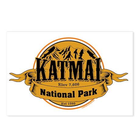 Katmai Postcards (Package of 8)