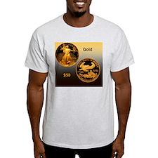 American Eagle Gold Proof 50 Dollar  T-Shirt