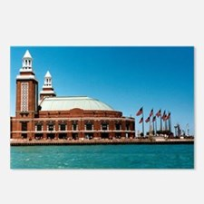 Chicago Navy Pier Postcards (Package of 8)
