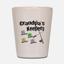 Email me FIRST for Grandpa's Keepers Shot Glass