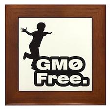 GMO Free Framed Tile