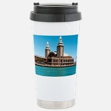 Chicago Navy Pier Stainless Steel Travel Mug