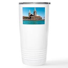 Chicago Navy Pier Travel Mug